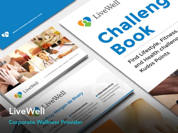 livewell, makati,designer,studio,designer,branding,presentation,healthy