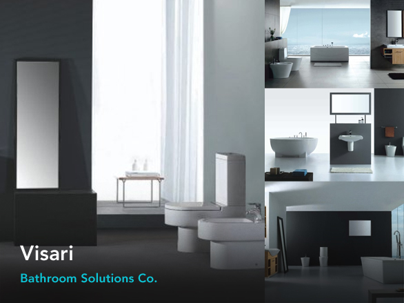 visari,bathrooms,fixtures,solutions,marc,ruiz,designer,design,studio,branding,