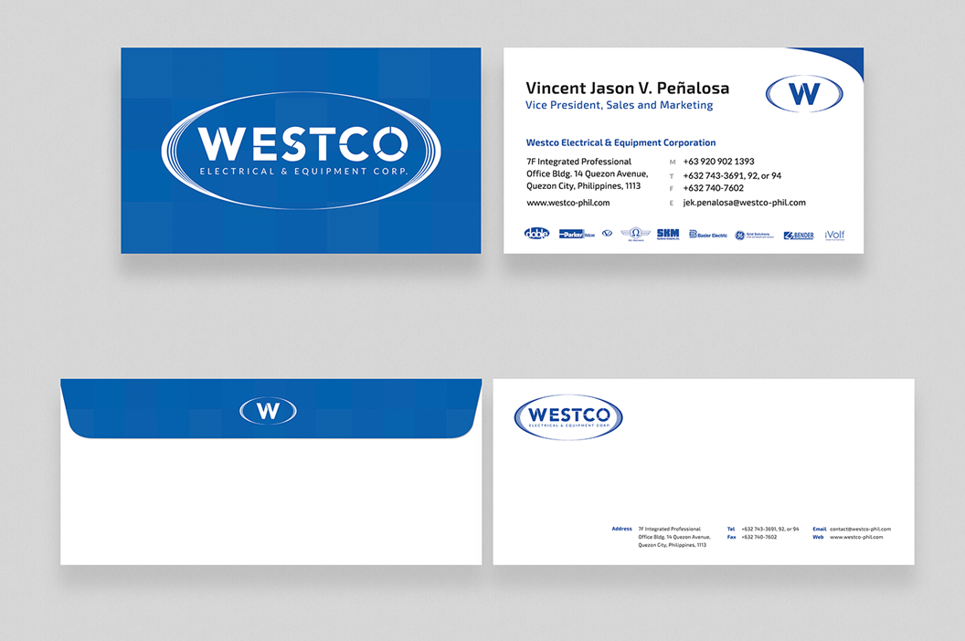 WESTCO, Electrical, Equipment, Branding, Identity, Website Design, Marc Ruiz, Corporate Identity, Graphic Design