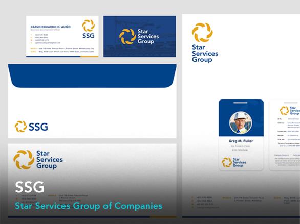 ssg,branding,star,services,group,inc,corporation,pier,port