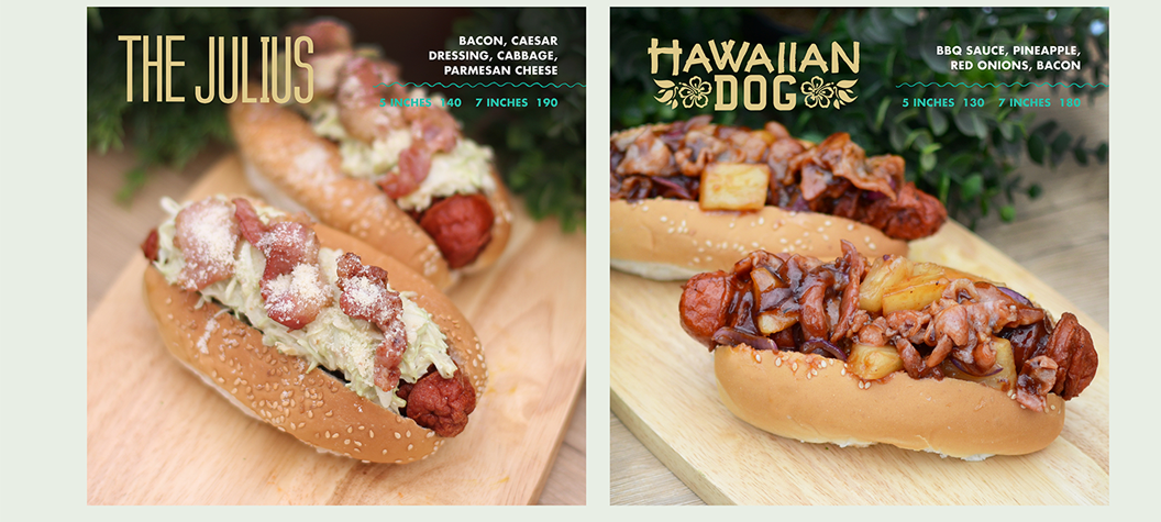 Schmidts, Gourmet Hotdogs, Hotdogs, Branding, Design, Identity, Facebook Posts, Facebook Page, Marc Ruiz