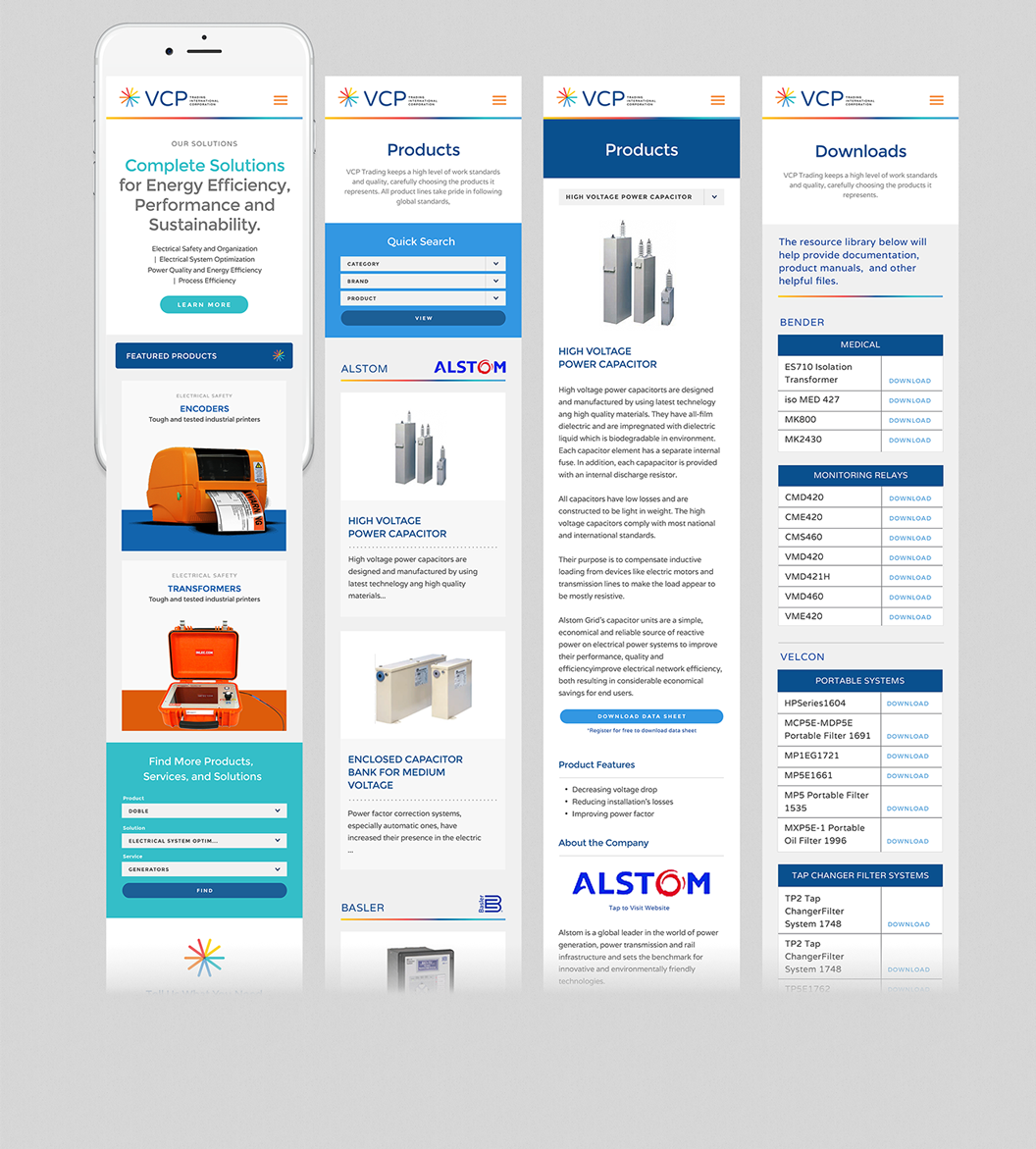 VCP, Branding, Identity, Design, Marc Ruiz, Corporate Identity, Trading, Solutions, Website Design, Graphic Design