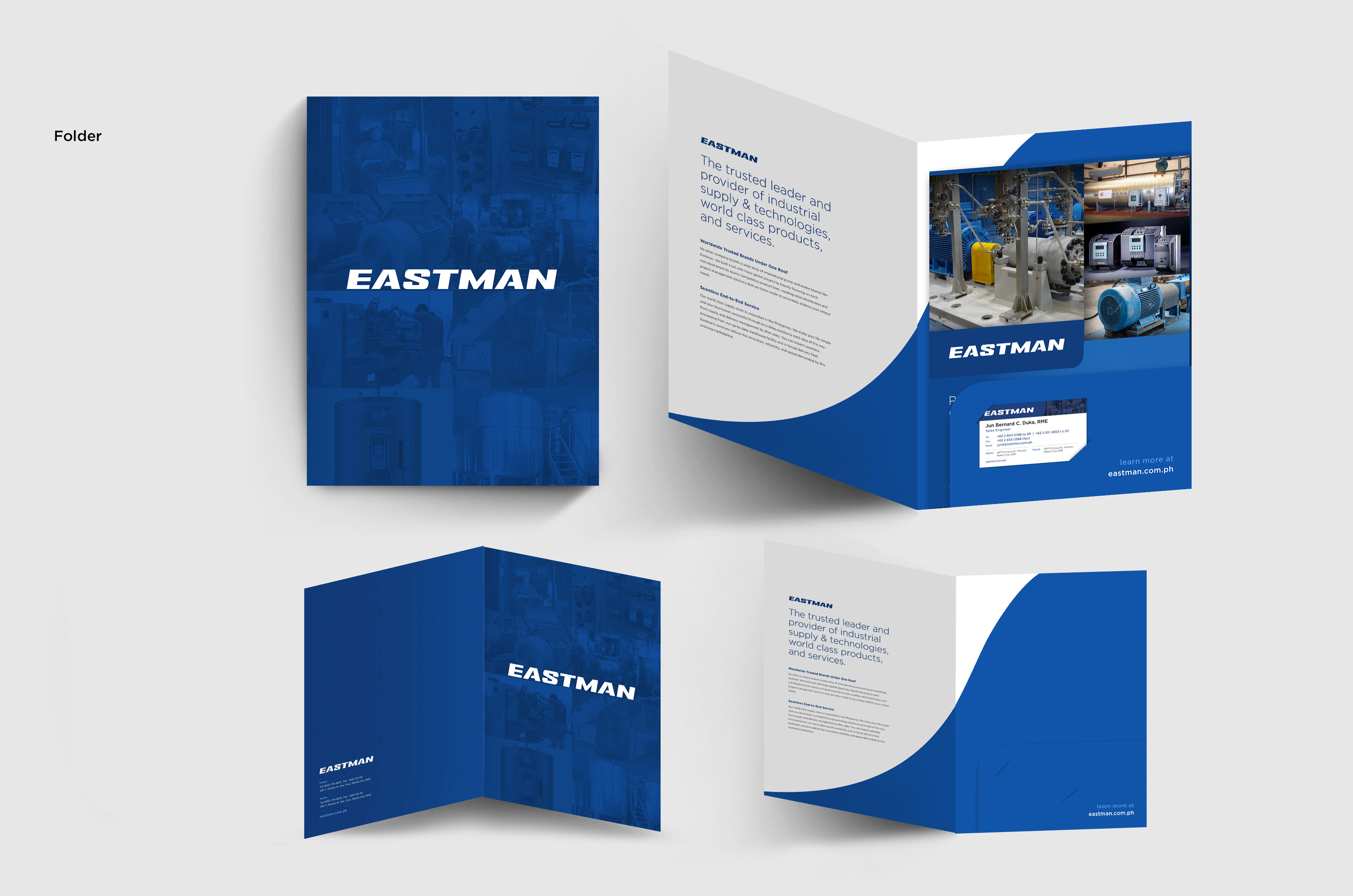 Eastman-Collaterals-Portfolio-Folder