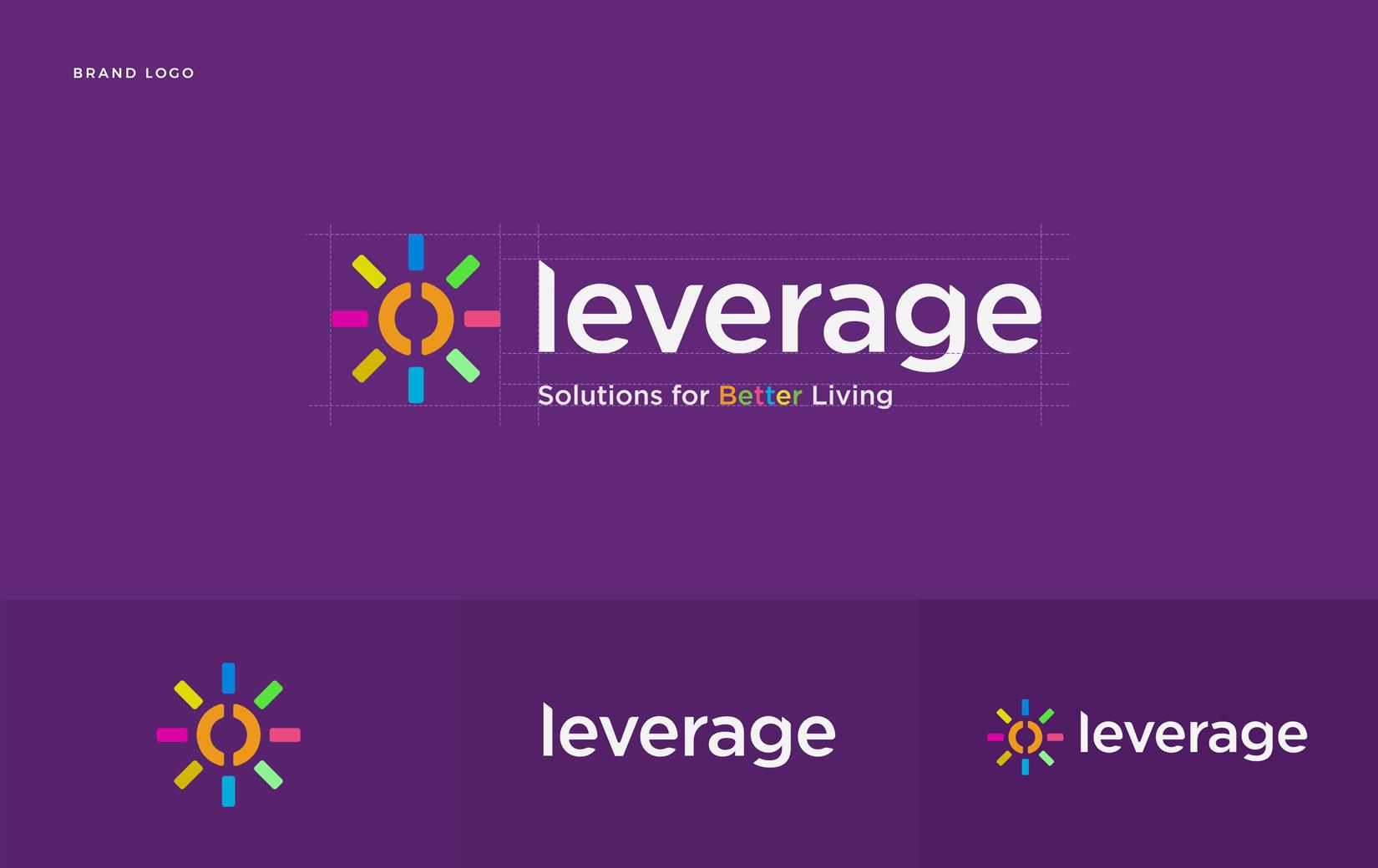 Leverage-Logo-Application